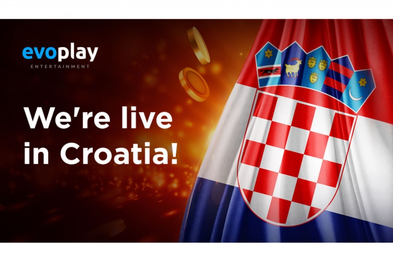 Evoplay Entertainment makes highly anticipated Croatian debut