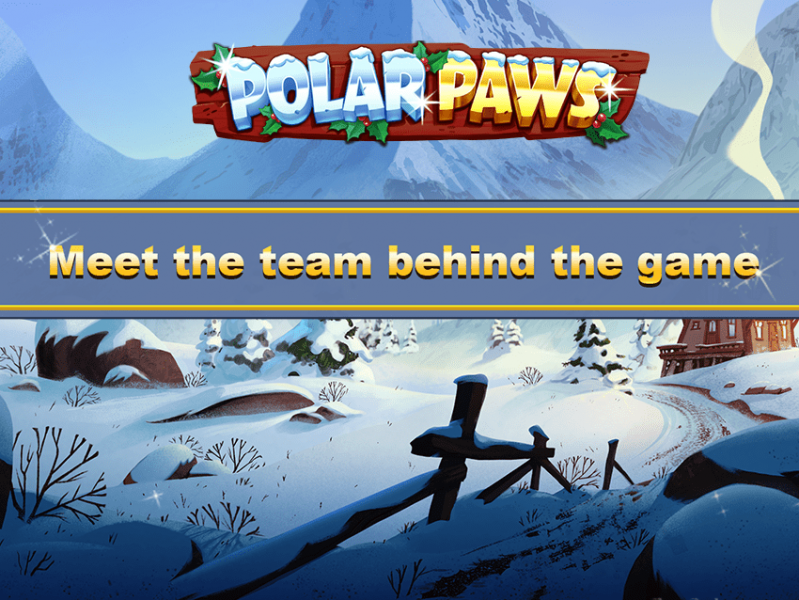 Polar Paws - interview with Tom Bernardes, Lead Artist