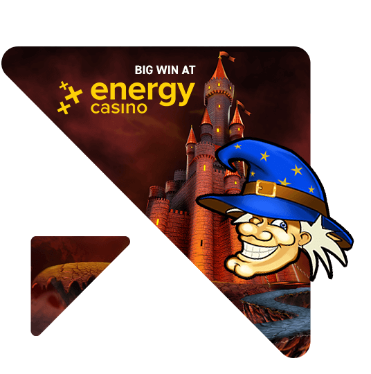 Slots player wins big at EnergyCasino