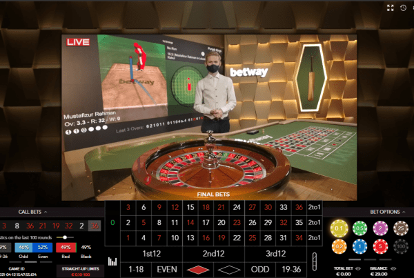 Howzat! Authentic Gaming launches Cricket Roulette Live with Betway