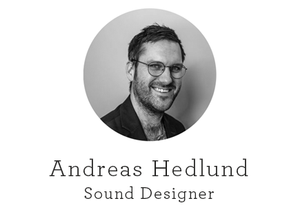Interview with Andreas Hedlund, Sound Designer on Prime Zone