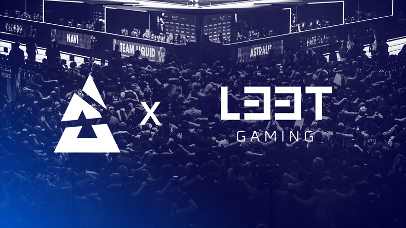 L33T Gaming named Official Gaming Chair Partner for BLAST Premier