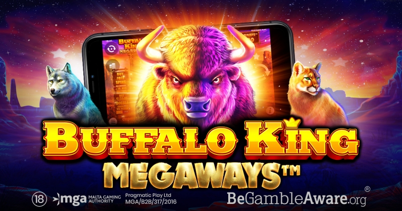 Pragmatic Play Brings Back A Classic Title In Buffalo King Megaways