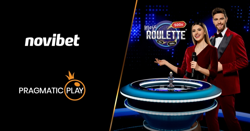 Pragmatic Play Partners With Novibet With New Live Casino Deal