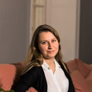 Tetyana Matvyeyeva shortlisted for 'Young Leader of the Year' in WIG Awards 2019
