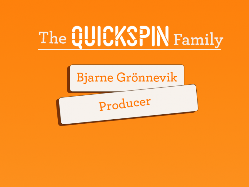 Interview with Bjarne Grönnevik, Producer