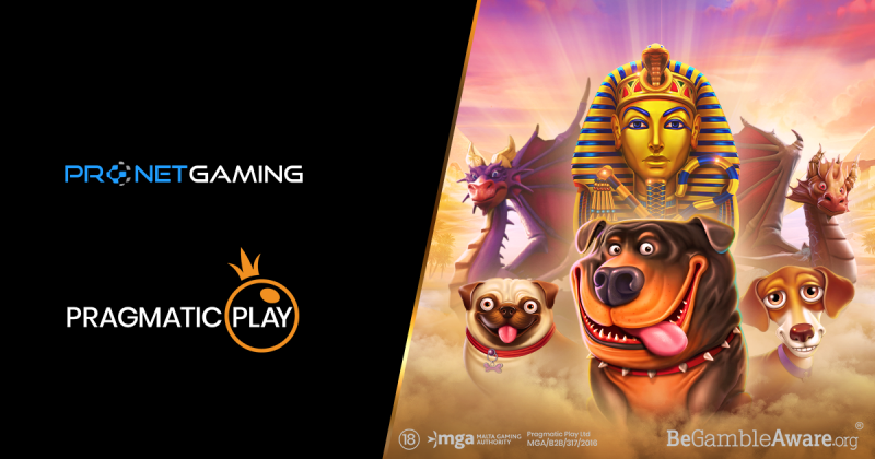 Pronet Gaming Integrates All Slots From Provider Pragmatic Play